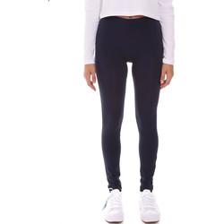 Abbigliamento Donna Leggings Key Up 55LI22 0001 Blu