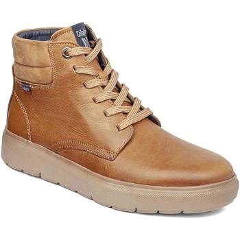 Scarpe Uomo Sneakers alte CallagHan 45508 Marrone