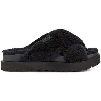 Scarpe Donna Pantofole UGG UGSFUZSBLK1120860W Nero