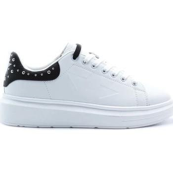 Scarpe Donna Sneakers basse Shop Art SA80218 Bianco