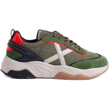 Scarpe Uomo Sneakers basse Munich 8770065 Verde