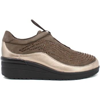 Scarpe Donna Sneakers basse Susimoda 8092 Marrone