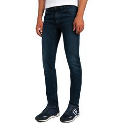 Abbigliamento Uomo Jeans slim Trussardi 52J00000-1Y000189 Blu
