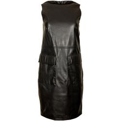 Abbigliamento Donna Abiti corti Trussardi 56D00468-1T004841 Nero