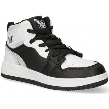 Scarpe Bambino Sneakers alte Chika 10 60148 nero