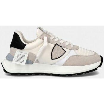 Scarpe Uomo Sneakers basse Philippe Model ATLU W002 - ANTIBES-WHITE bianco