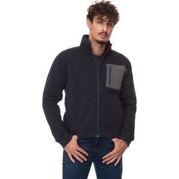 Abbigliamento Uomo Felpe Fay NJMB5431490-TQAU807 Blu