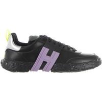 Scarpe Donna Sneakers basse Hogan 105045 Nero