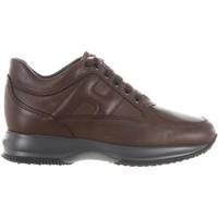 Scarpe Uomo Sneakers basse Hogan 105047 Marrone