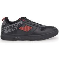 Scarpe Uomo Sneakers basse Cotton Belt TECNIC NERO