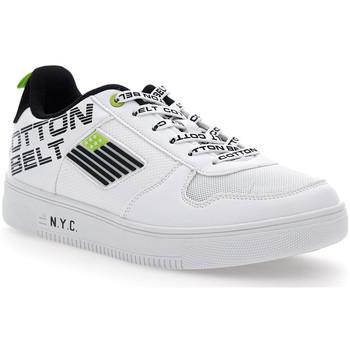 Scarpe Uomo Sneakers basse Cotton Belt TECNIC BIANCO
