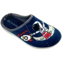 Scarpe Bambino Pantofole Inblu B940 Blu
