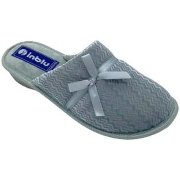 Scarpe Donna Pantofole Inblu DC22 Grigio