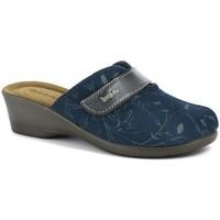 Scarpe Donna Pantofole Inblu DE14 Blu