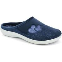 Scarpe Donna Pantofole Inblu EC76 Blu