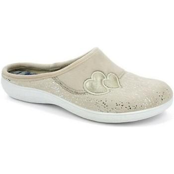 Scarpe Donna Pantofole Inblu EC76 Bianco