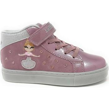 Scarpe Bambina Sneakers alte Lelli Kelly LK4836 Rosa
