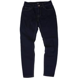 Abbigliamento Donna Jeans dritti Emme Marella ATRMPN-29951 Blu