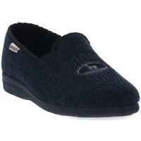 Scarpe Uomo Pantofole Emanuela 967 BLU Blu