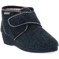 Scarpe Donna Pantofole Emanuela 831 BLU Blu