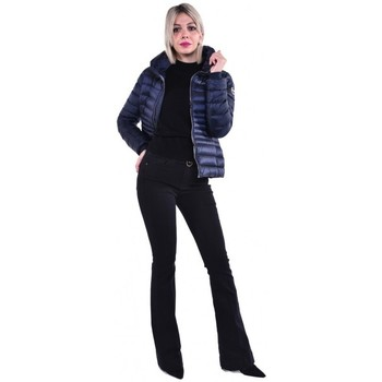 Abbigliamento Donna Piumini Colmar GIUBBOTTO (2253R) BLU NOTTE