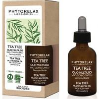 Bellezza Accessori per capelli Phytorelax Olio Multiuso Dermopurificante Tea Tree