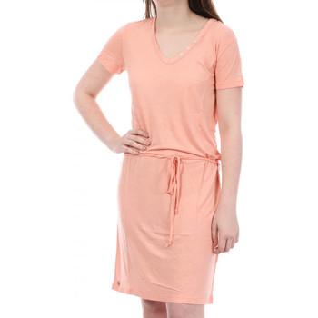 Abbigliamento Donna Abiti corti Sun Valley SV-RHOS Arancio