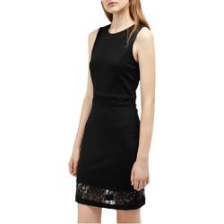 Abbigliamento Donna Abiti corti French Connection 71GJF1 Nero
