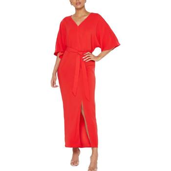 Abbigliamento Donna Abiti lunghi Vila 14057271 Rosso