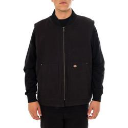 Abbigliamento Uomo Gilet / Cardigan Dickies  Nero