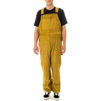 Abbigliamento Uomo Tuta jumpsuit / Salopette Dickies  Marrone