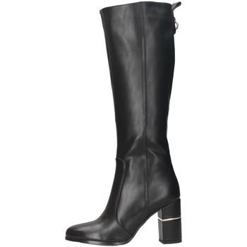 Scarpe Donna Stivaletti Exé Shoes Exe' G528-L1483 Stivali Donna NERO PELLE NERO PELLE