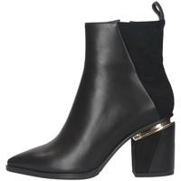 Scarpe Donna Tronchetti Exé Shoes Exe' K1512-D860 Tronchetto Donna NERO NERO
