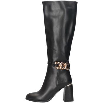 Scarpe Donna Stivali Exé Shoes Exe' XJ1130-YC509 Stivali Donna NERO NERO