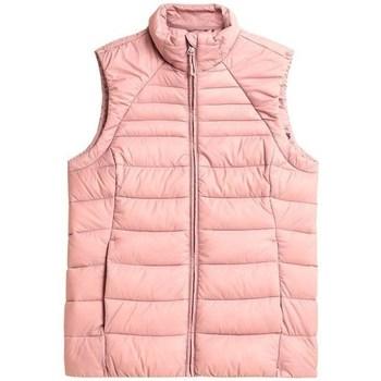 Abbigliamento Donna Giacche 4F KUDP001 Rosa