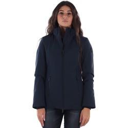 Abbigliamento Donna Parka Woolrich 106246 Blu