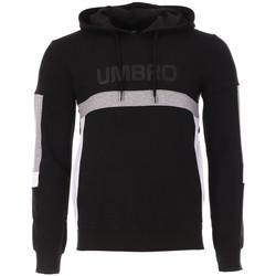 Abbigliamento Uomo Felpe Umbro 875370-60 Nero