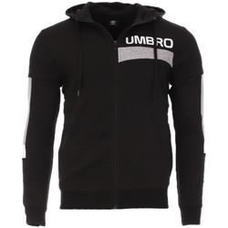 Abbigliamento Uomo Felpe Umbro 875380-60 Nero