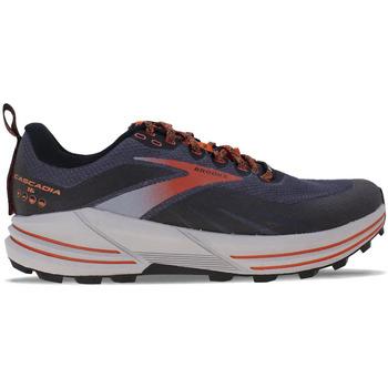Scarpe Uomo Sneakers Brooks Cascadia 16 Gtx Nero