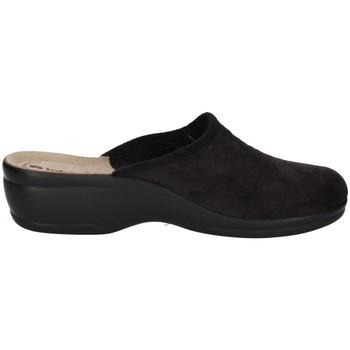 Scarpe Donna Pantofole Inblu BJ 127 NERO