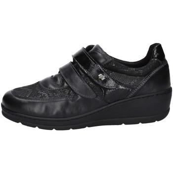 Scarpe Donna Sneakers basse Florance C15124-PE NERO