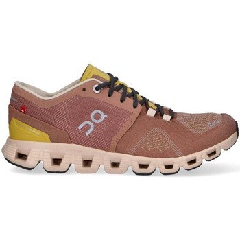 Scarpe Donna Sneakers basse On Sneakers Cloud Almond rosa ROSA