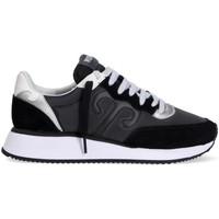 Scarpe Donna Sneakers basse Wushu 7391410421934NERO NERO