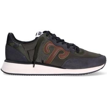 Scarpe Uomo Sneakers basse Wushu 7391410716846VERDE VERDE