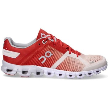 Scarpe Donna Sneakers basse On Sneakers  modello Cloud Flow ROSSO