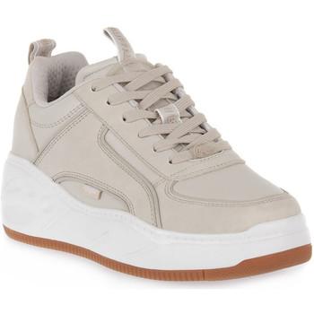 Scarpe Donna Sneakers basse Buffalo FLAT SIMPLE 2 CREAM Beige