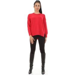 Abbigliamento Donna Gilet / Cardigan Sandro Ferrone S34YBBDERYN Rosso
