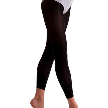 Biancheria Intima Donna Collants e calze Silky  Nero