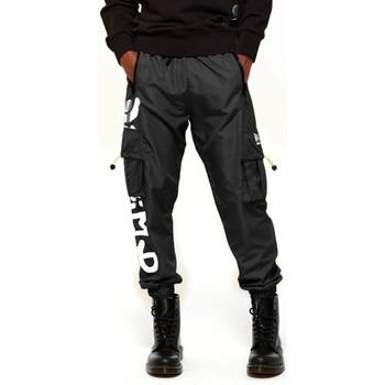 Abbigliamento Uomo Pantalone Cargo Disclaimer Cargo Pant Nero Nero