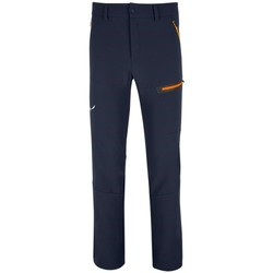 Abbigliamento Uomo Pantaloni Salewa Terminal Dst M Pnt Blu marino